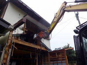 建築システム 0円サポート解体工事